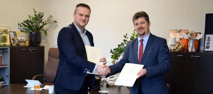 Umowa na budowę sali gimnastycznej przy SP Nr 3 podpisana