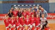 Piłkarki SMS w Malborku zdobyły wicemistrzostwo Polski