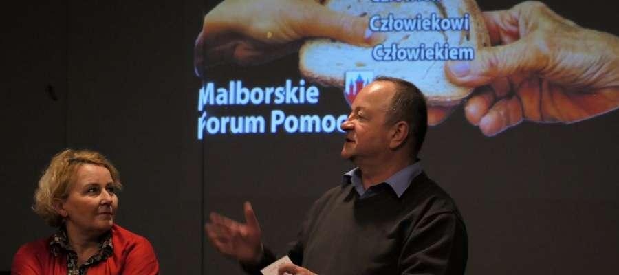 Odbyło się kolejne Malborskie Forum Pomocowe