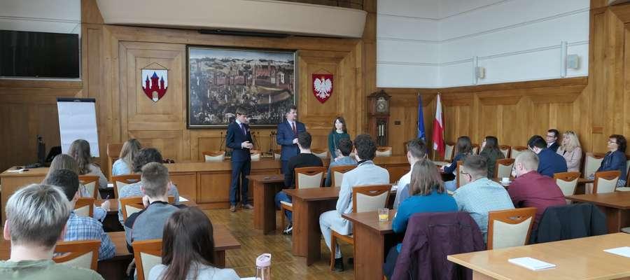 I Konferencja Malborskich Samorządów Uczniowskich