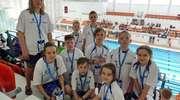 Pływacy MAL WOPR z wizytą u Otylii Jędrzejczak