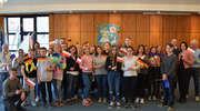 Wizyta uczniów SP nr 2 w partnerskim mieście Monheim nad Renem