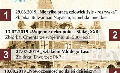 Zakamarki historii - Spacer z przewodnikiem - edycja 2019
