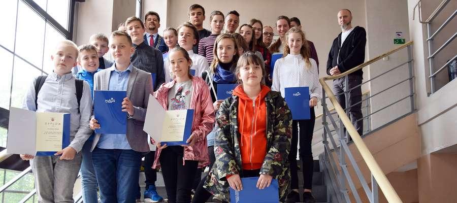 Znamy malborskich finalistów konkursu wiedzy o polskich zamkach gotyckich