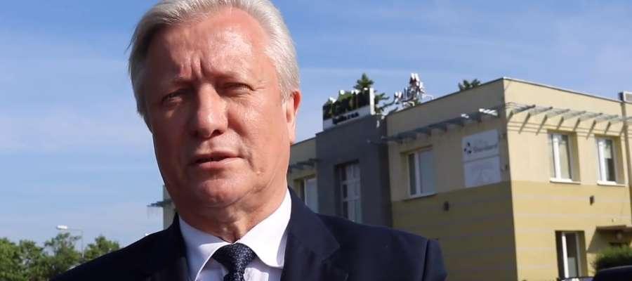 """Prezes ZGKiM o gospodarce komunalnej - """"Nie mieszaj! Segreguj!"""""""