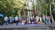 Wieczorek Taneczny w parku Miejskim - pożegnanie lata