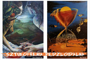 Sztukofrenia Pędzlowania - kolejna wystawa w Nova Galeria