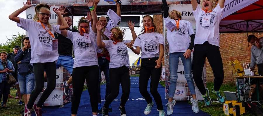 Zostań wolontariuszem podczas Castle Triathlon Malbork
