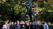 Uczniowie II LO z wizytą w Krakowie
