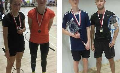 Badminton. Złoto i srebro dla I LO w mistrzostwach powiatu