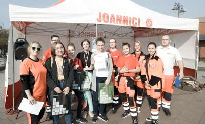 II LO w Malborku najlepsze w udzielaniu pierwszej pomocy- Manewry Ratownicze 2019