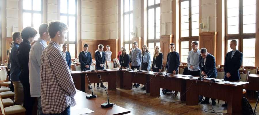 W poniedziałek odbyła się V sesja Młodzieżowej Rady Miasta Malborka tej kadencji
