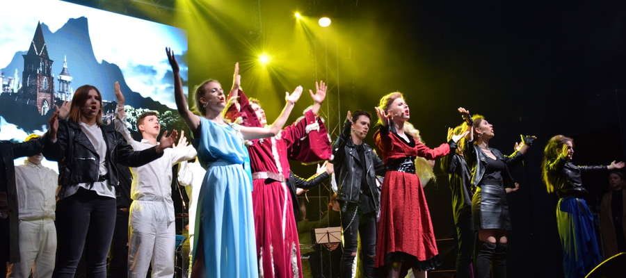 W grudniu premiera Rock Opery Krzyżacy jr. w Malborku, spektakle również w Sztumie