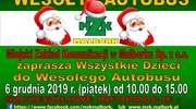 W Mikołajki pojedzie Wesoły Autobus MZK!