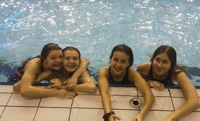 Pływacy MAL WOPR na Mistrzostwach Polski Juniorów w Ostrowcu Świętokrzyskim