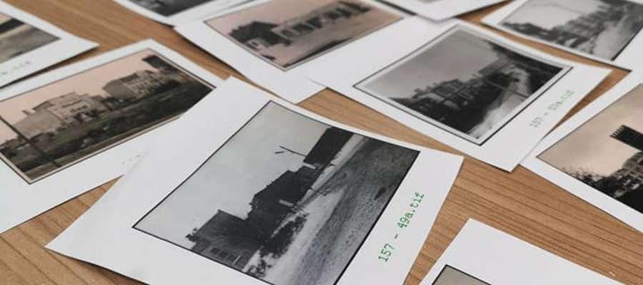 Muzeum Miasta Malborka przygotowuje witrynę prezentującą historyczne fotografie i slajdy