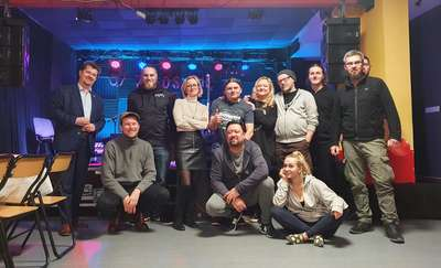 Maku@tura gościła przedstawicieli partnerskiego miasta Monheim nad Renem