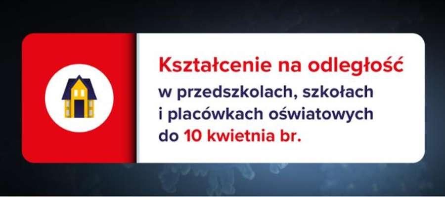 NOWE! Informacje dotyczące PUBLICZNYCH placówek edukacyjnych w Malborku w związku z zagrożeniem koronawirusem