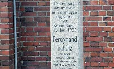 Pomnik ku czci Ferdynanda Schulza