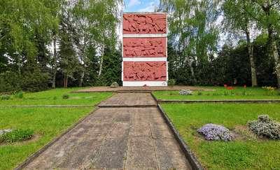 Cmentarz Wojenny Żołnierzy Armii Radzieckiej
