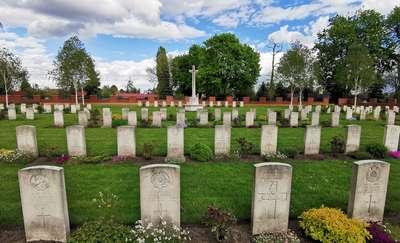Cmentarz Wojenny Żołnierzy Wspólnoty Brytyjskiej