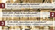 Spacery z Przewodnikiem - edycja 2020