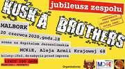 Jubileusz zespołu Kuśka Brothers