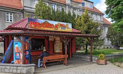 PIRAMIDA GRILL BAR