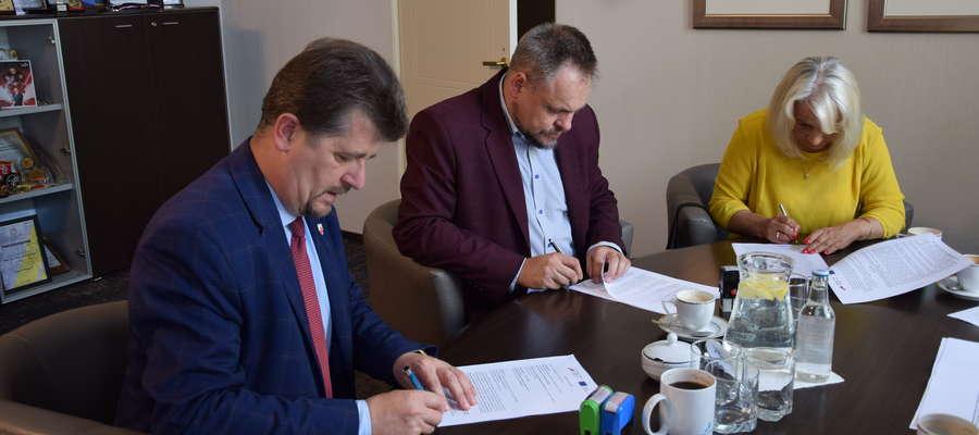 Umowa na zagospodarowanie bulwarów nad Nogatem podpisana
