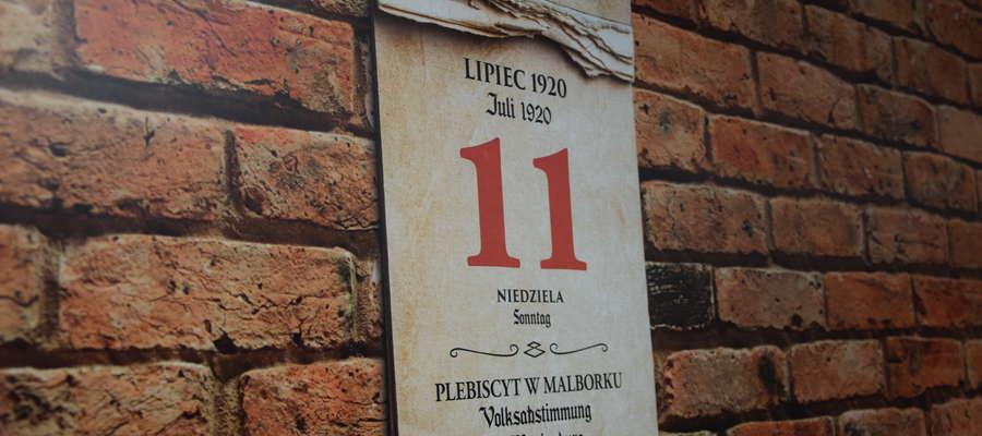 """Muzeum Miasta Malborka zaprasza na wystawę """"Plebiscyt 1920. Mała Polska - Wielcy Polacy"""""""