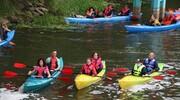 Kajakowa przygoda - IV Wielki Spływ Kajakowy rzeką Nogat