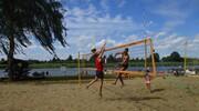 Rozegrano VI turniej w ramach XVII Grand Prix Malborka w Piłce Siatkowej Plażowej