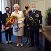 Złoty Medal za zasługi dla Lidii Kusz od Związku Oficerów Rezerwy RP