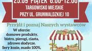 25 września EKO Rynek w Malborku