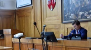 Spotkanie z burmistrzem w sprawie Budżetu Obywatelskiego 2021 do odtworzenia na YouTube