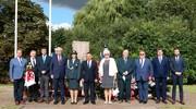 W Malborku uczczono  81. rocznicę wybuchu II wojny światowej