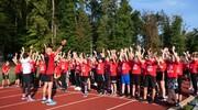 Orlen Sport Generacja - uczniowie szkół podstawowych rywalizowali w zawodach biegowych