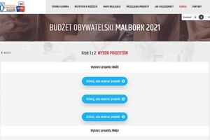 Do końca września zagłosujemy na projekty Budżetu Obywatelskiego na 2021 rok