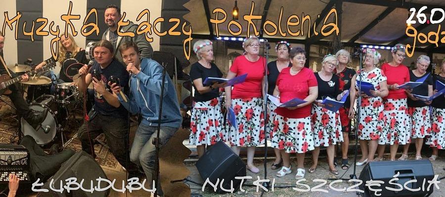 Muzyka Łączy Pokolenia - podwójny koncert 26 września!