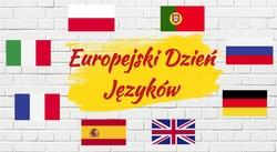Logo Europejskiego Dnia Języków