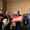 Honorowy Obywatel Malborka dr Meyl przekazał kolejne fundusze dla podopiecznych MOPS