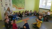 Ogólnopolski Dzień Głośnego Czytania  - impreza czytelnicza w SP nr 1