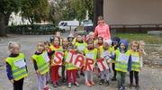 """Dzieci z Przedszkola nr 10 pobiegły """"sprintem do maratonu"""""""