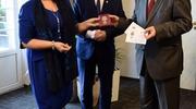 Konsul rosyjski przekazał odznaczenia kombatantom