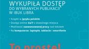 Biblioteka Pedagogiczna w Malborku zaprasza Czytelników po odbiór nowych kodów PIN do ibuków.