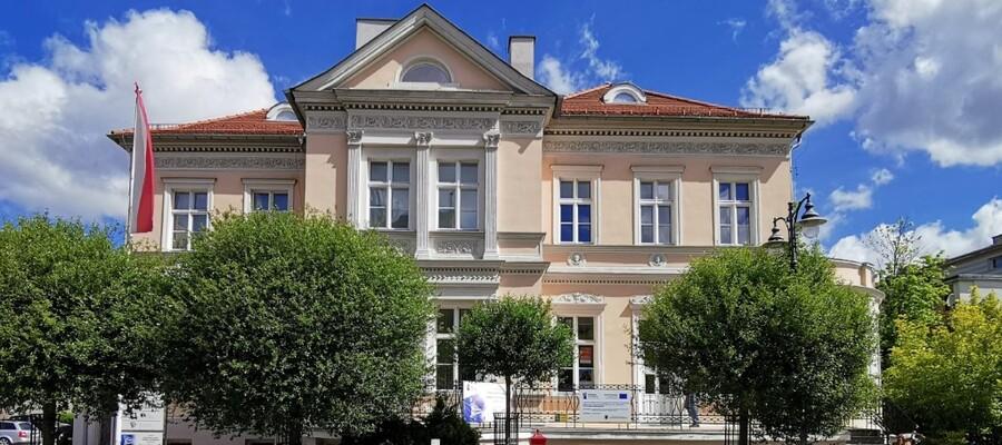 zdjęcie z budynkiem Muzeum Miasta Malborka