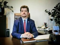 Burmistrz Malborka Marek Charzewski