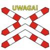 UWAGA! Utrudnienia na przejeździe kolejowym na Piaskach ze względu na remont