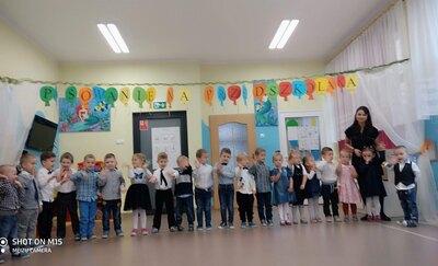 Pasowanie na przedszkolaka w przedszkolu nr 8