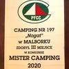 Mister Camping Nogat trzeci w Polsce